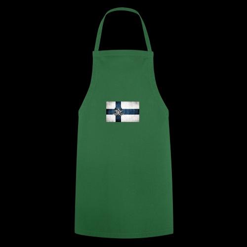 Suomen lippu - Esiliina