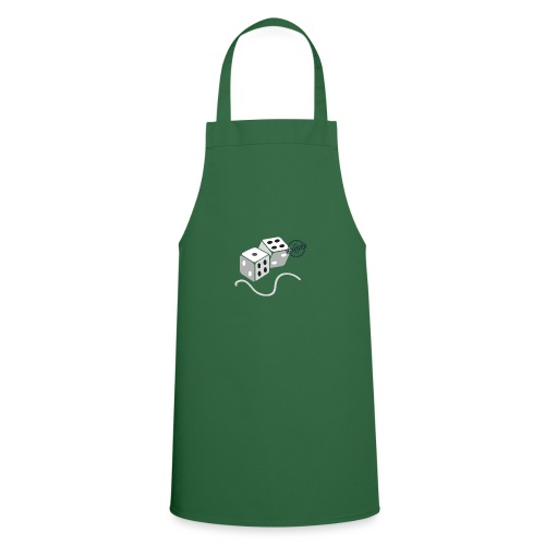 Dice - Symbols of Happiness - Cooking Apron