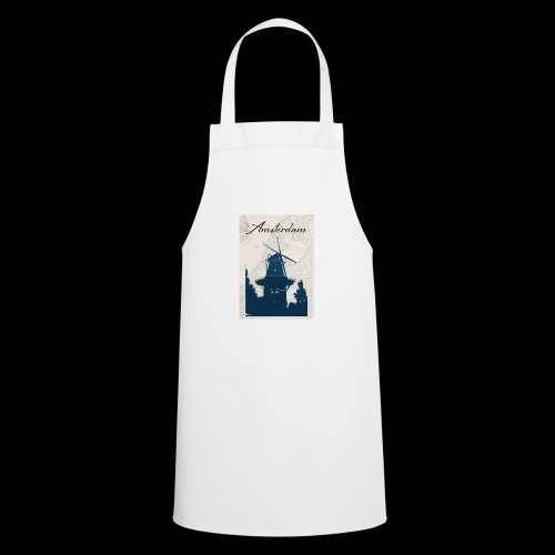 Amsterdam city - Cooking Apron
