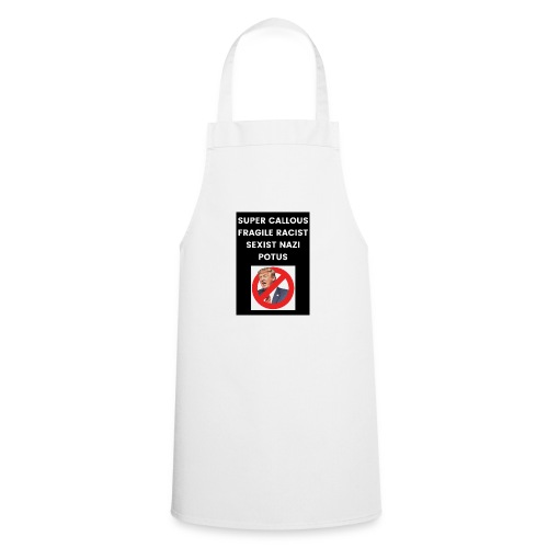Poppins Against Trump - Cooking Apron