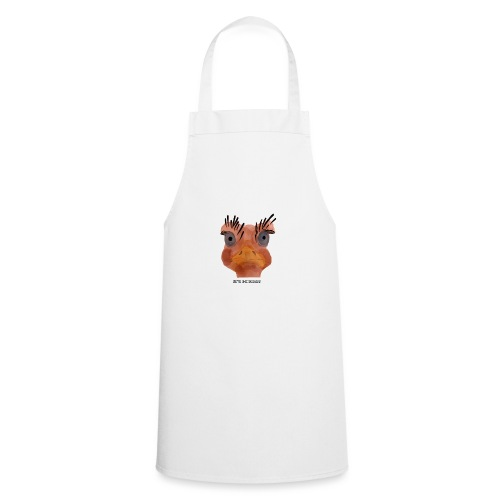 Srauss, again Monday, English writing - Cooking Apron