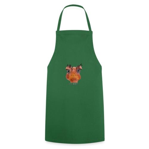 Srauss, again Monday, English writing - Cooking Apron