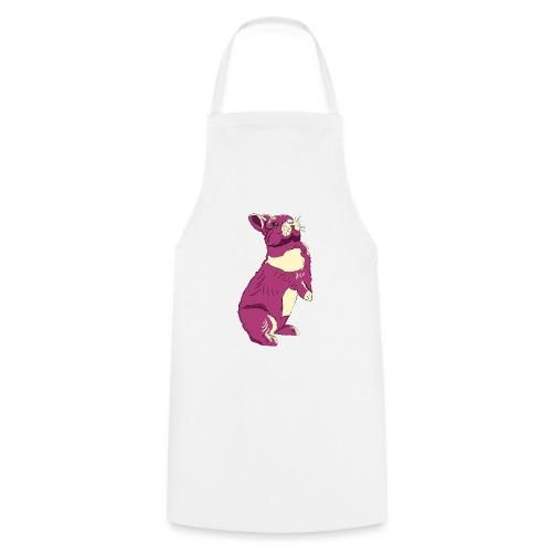 Kaninchen Hasen Häschen Bunny Zwergkaninchen - Kochschürze