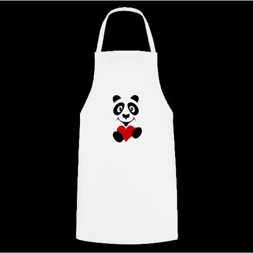 FP10-51A PANDA HEART Tekstiles and Gift products - Esiliina