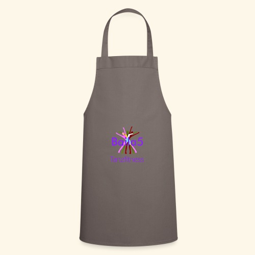 Baila5 Tanzfitness violet - Kochschürze