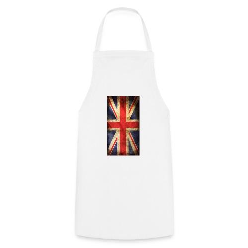 English Flag jpg - Förkläde