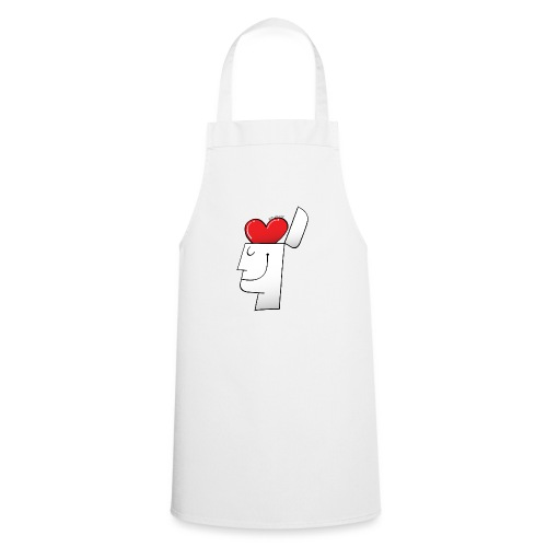 A Heart in my Head - Cooking Apron