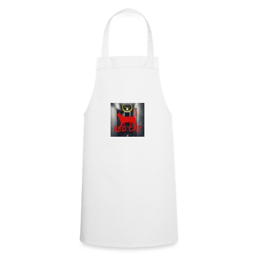 Red Cat (Deluxe) - Cooking Apron