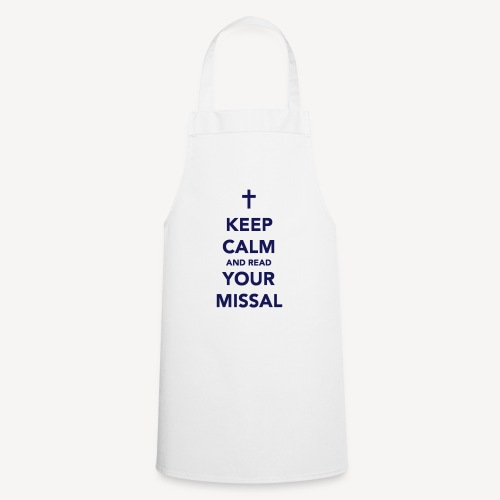 missal - Cooking Apron