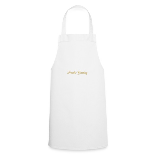 frantic gaming baseball cap - Cooking Apron