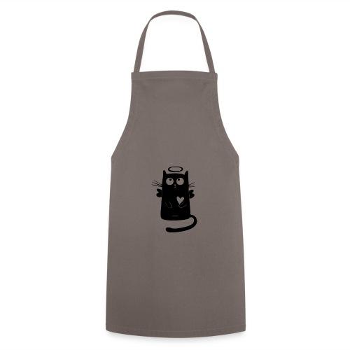 Katzengel - Kochschürze