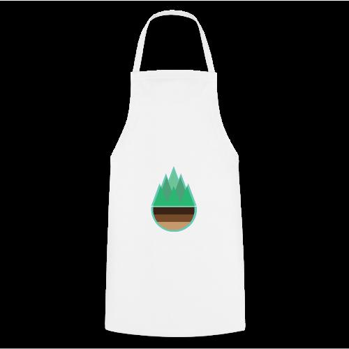 Wald | Natur Baum Erde Bäume - Kochschürze