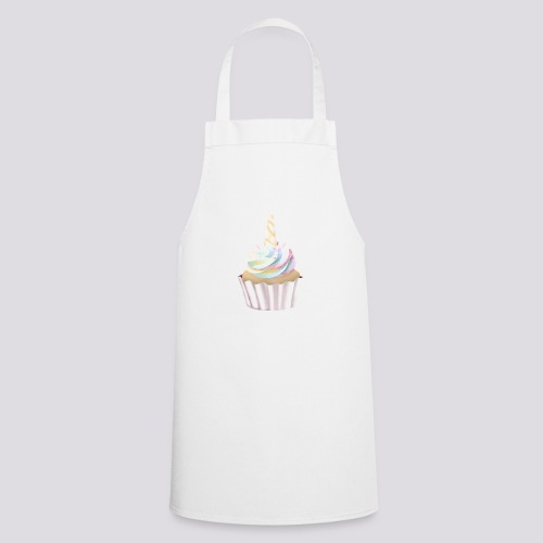 Unicorn Cupcake - Cooking Apron