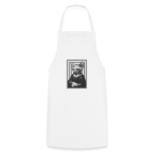 CAT LISA - Delantal de cocina
