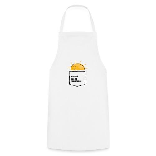pocket full of sunshine - Kochschürze