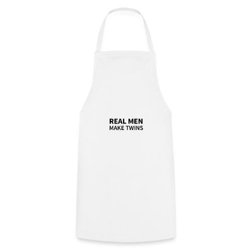 Real Men make Twins - Kochschürze