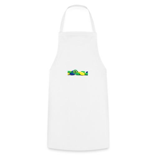 Encontro Bandeira do Brasil - Cooking Apron