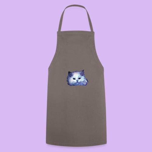 Gatto glitter - Grembiule da cucina