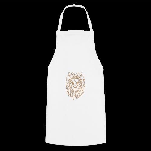 Löwe | Tier Katze Raubkatze Wildtier - Kochschürze