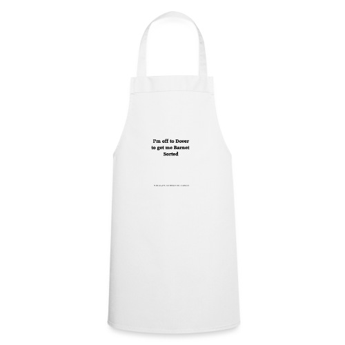 Dover - Cooking Apron
