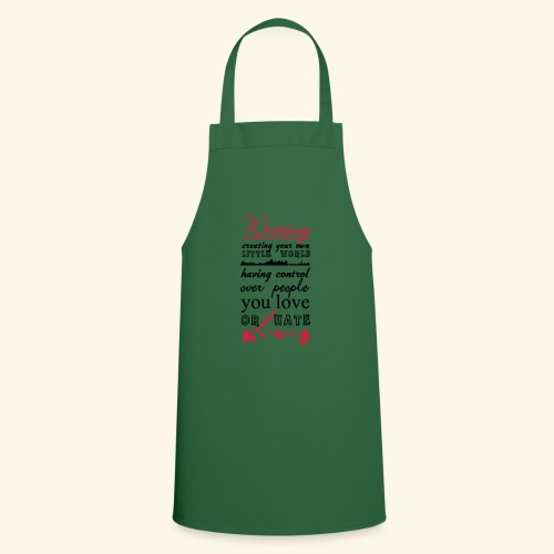 Writing - Cooking Apron