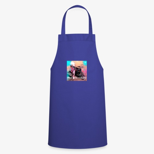 real girls ride mx - Cooking Apron