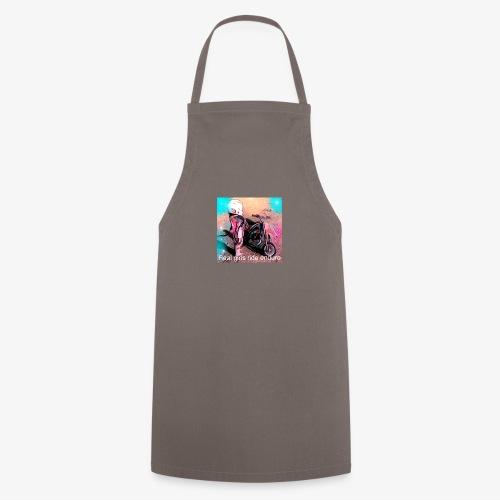 Real girls ride enduro - Cooking Apron