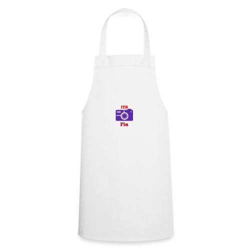The logo stretch - Cooking Apron