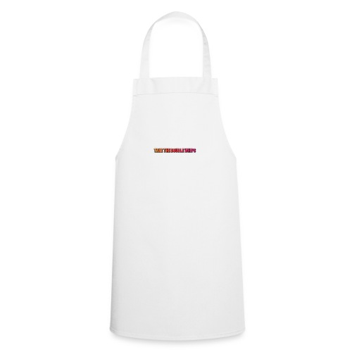 TAKE THE DOUBLE WHIPS ICON - Cooking Apron