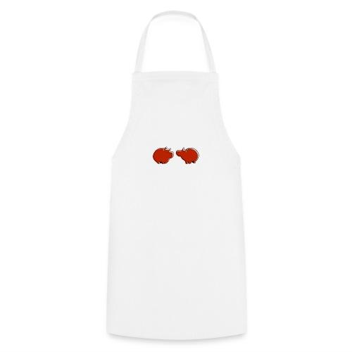 Cochons rouges - Tablier de cuisine