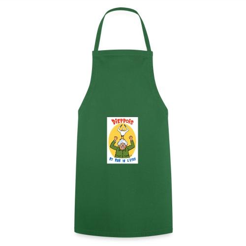 t shirt polete fier d'etre dieppois - Tablier de cuisine