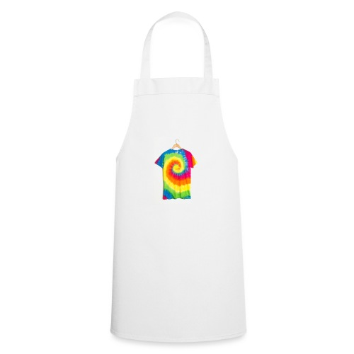 tie die small merch - Cooking Apron