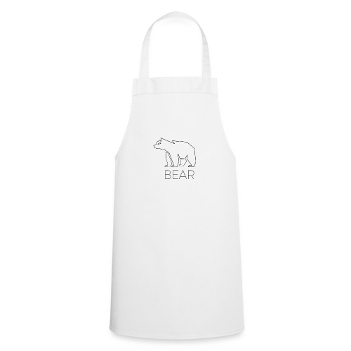 bear - Kochschürze