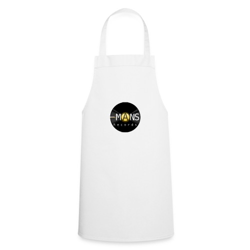 Logo MANS Records - Cooking Apron