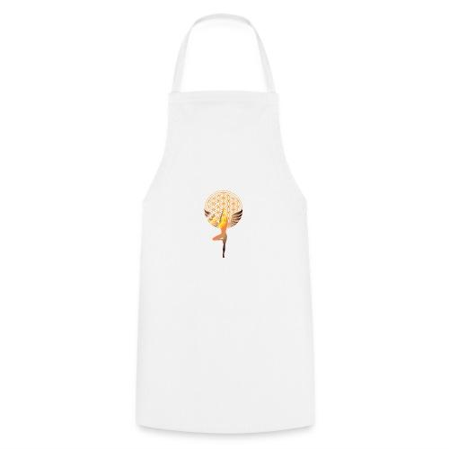 fleur de vie yoga 2 - Tablier de cuisine