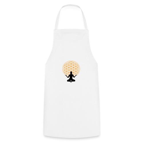 fleur de vie yoga 3 - Tablier de cuisine