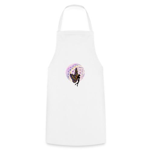 fleur de vie fée - Tablier de cuisine