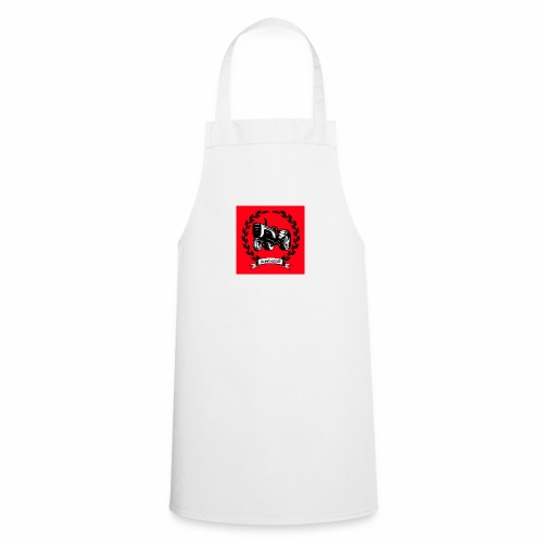 KonradSB czerwony - Fartuch kuchenny