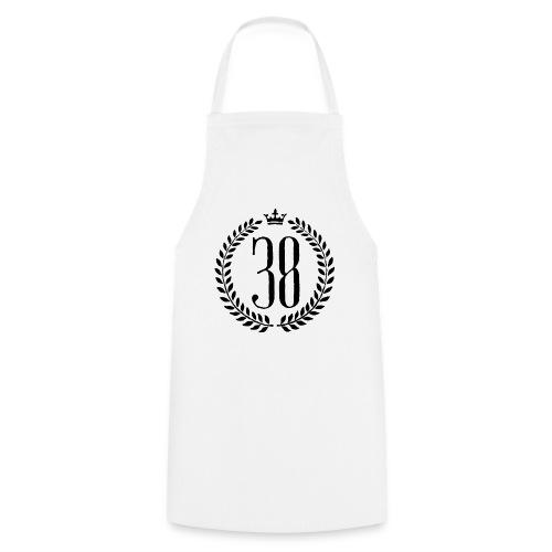 Grenoble isère 38 laurier et couronne royale - Tablier de cuisine