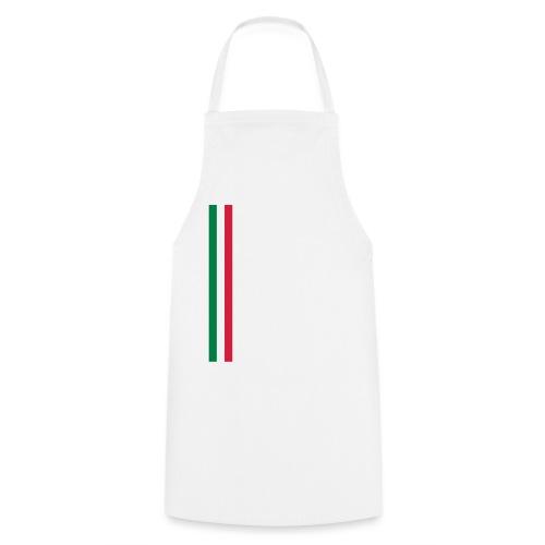 Trait italia - version 4 - grand - Tablier de cuisine