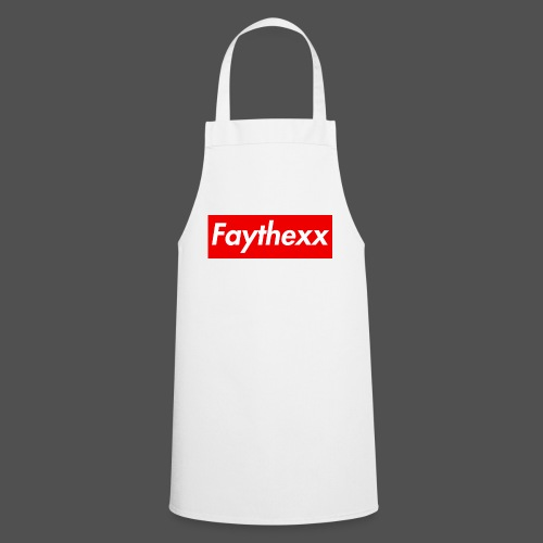 Faythexx Red Style - Cooking Apron