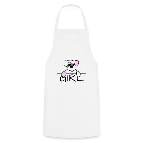 Hondje Girl - Keukenschort