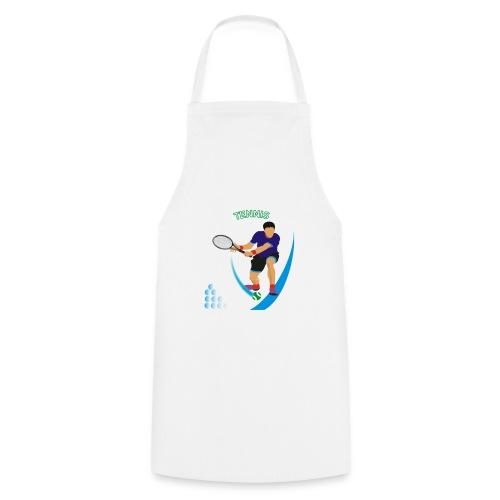 Tennis - Tablier de cuisine