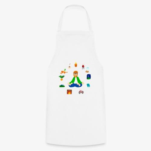 HYGGE Meditaion - Delantal de cocina