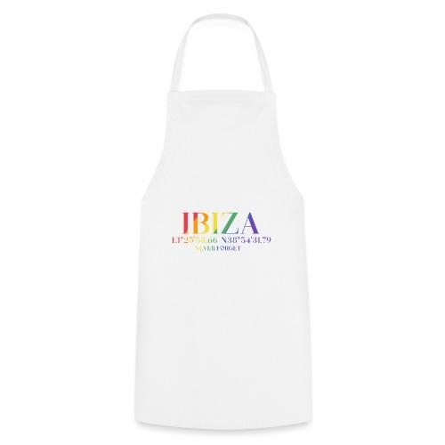Ibiza - Delantal de cocina