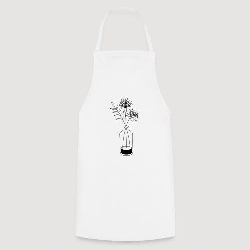 Flowers - Tablier de cuisine