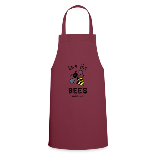Bees4-1 save the bees | Bookrebels - Cooking Apron