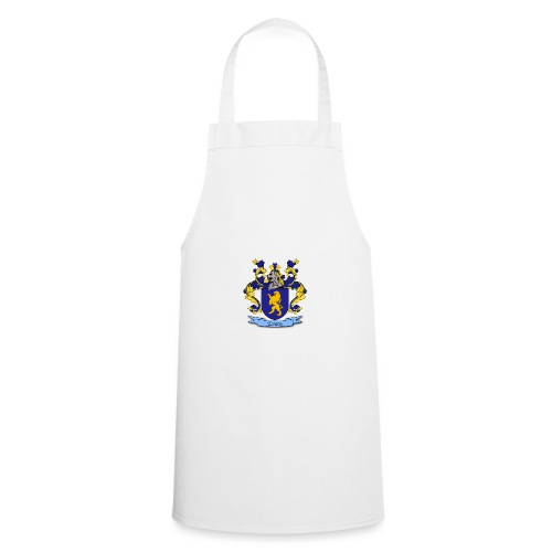 Evans Family Crest - Cooking Apron