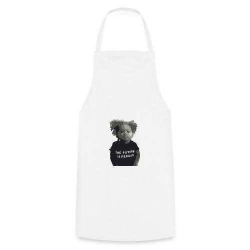 FUTURE is FEMALE - Delantal de cocina