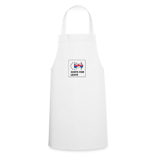 Scots for Leave - Cooking Apron